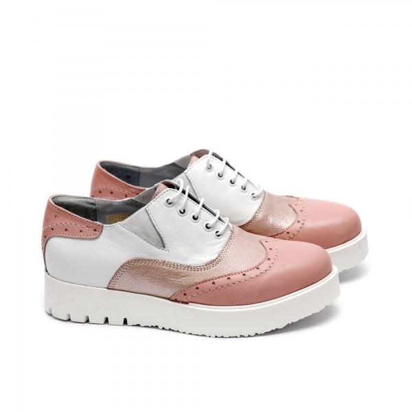 Дамски обувки от естествена кожа-302