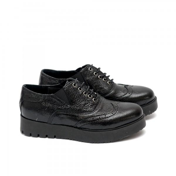 Дамски обувки от естествена кожа-277