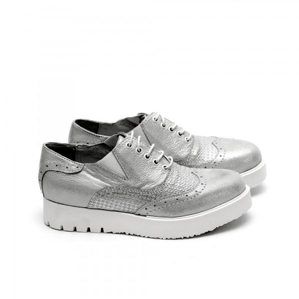 Дамски обувки от естествена кожа-309