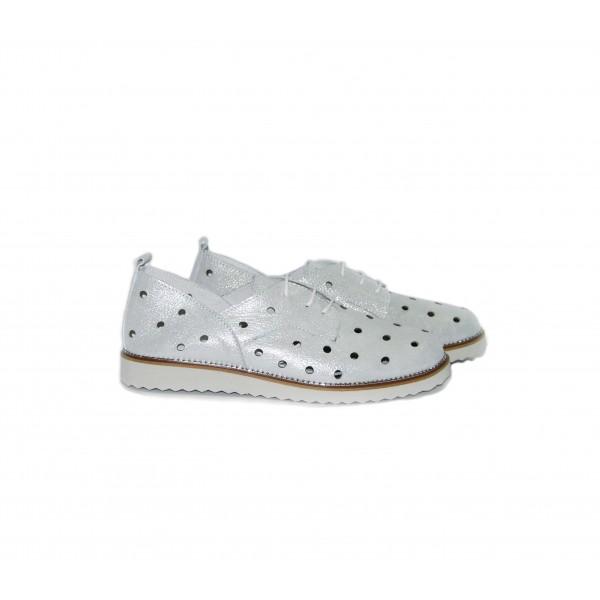 Дамски обувки от естествена кожа-53