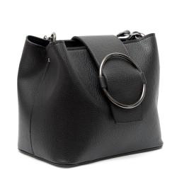 Дамска ежедневна чанта от еко кожа-502-1