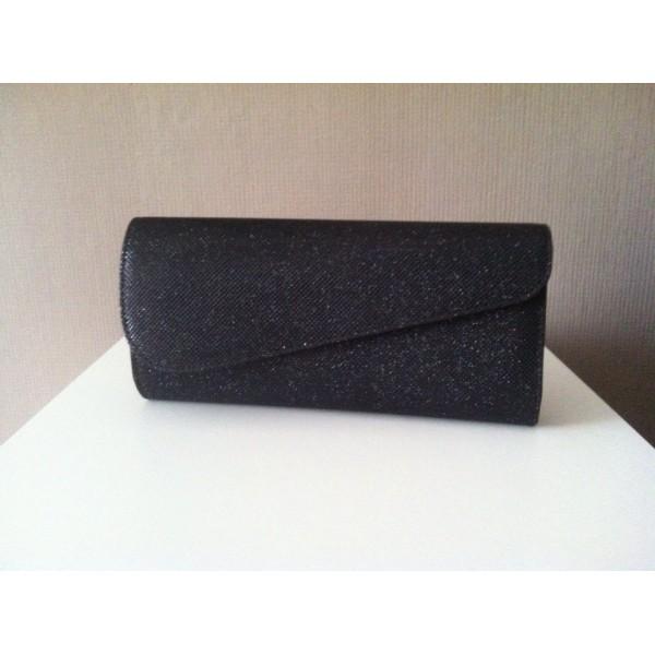 Дамска абитуриетнска  чанта черна-176