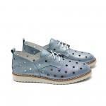 Дамски обувки от естествена кожа-243