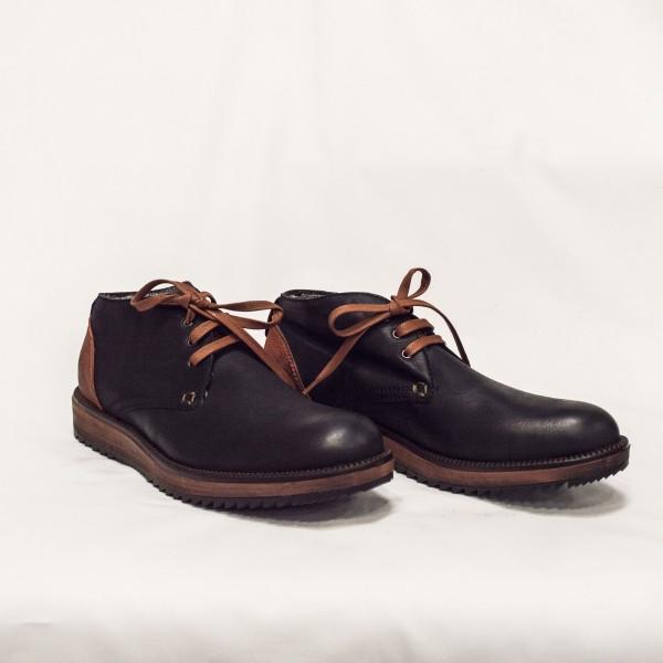 Мъжки обувки от естествена кожа -203