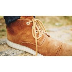 Как се почистват велурени обувки?