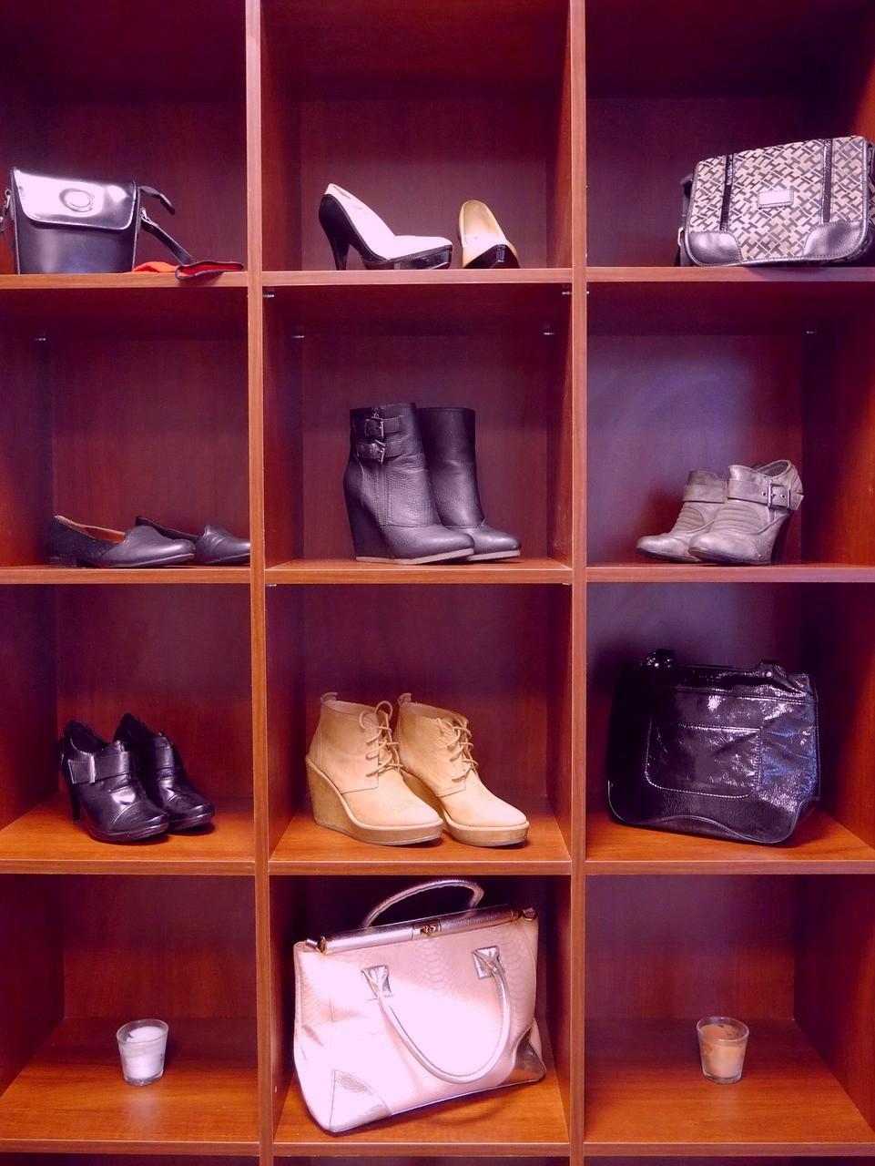 Дамски обувки в гардероб